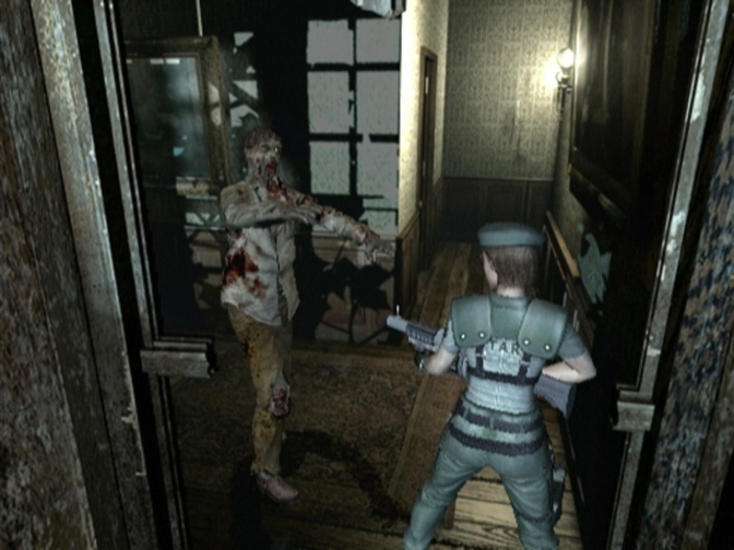 Better controls and technology hurt the Survival Horror genre.