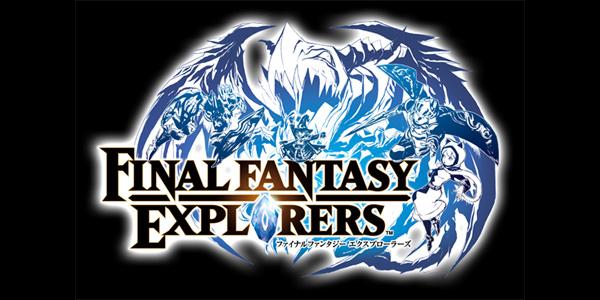 Game Rankings 2016: Final Fantasy Explorers