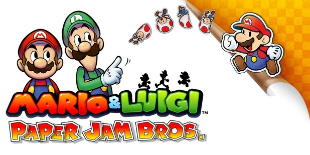 Ranking All the Games I Play in 2016 (Mario and Luigi: Paper Jam)