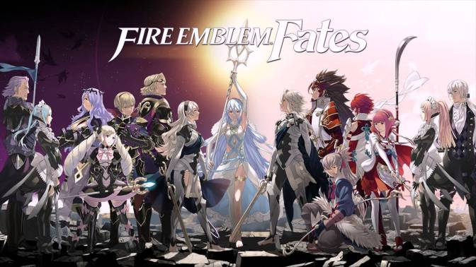 Game Rankings 2016: Fire Emblem Fates