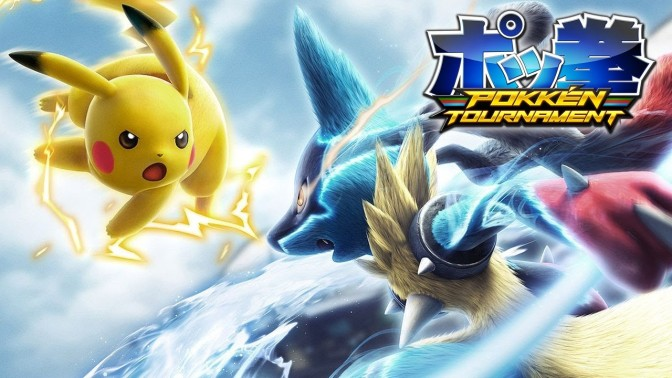 Game Rankings 2016: Pokken Tournament