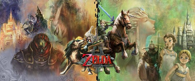 Game Rankings 2016: Twilight Princess HD