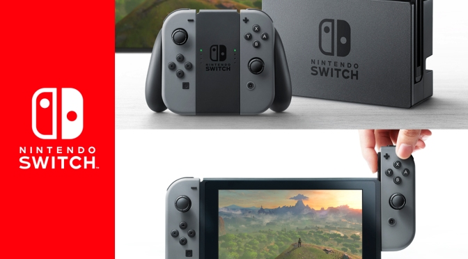 Nintendo Switches It Up With New Console