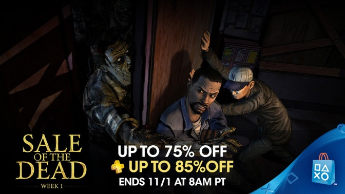 "Weekly Deals – Sony's ""Sale of the Dead"" runs two weeks with different offers"