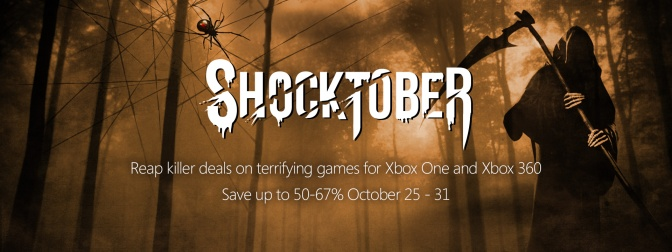 Weekly Deals – Xbox blasts through Halloween with the Shocktober sale