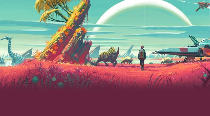 Sony blocking players from support after refund requests for No Man's Sky
