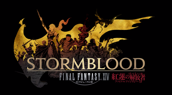 New Final Fantasy XIV Expansion – Stormblood