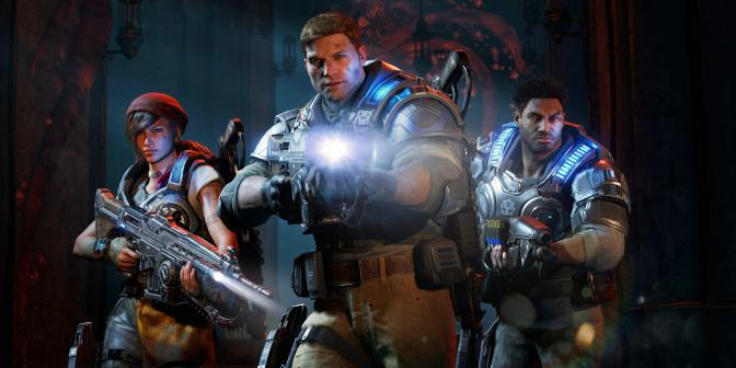 Review: Gears of War 4