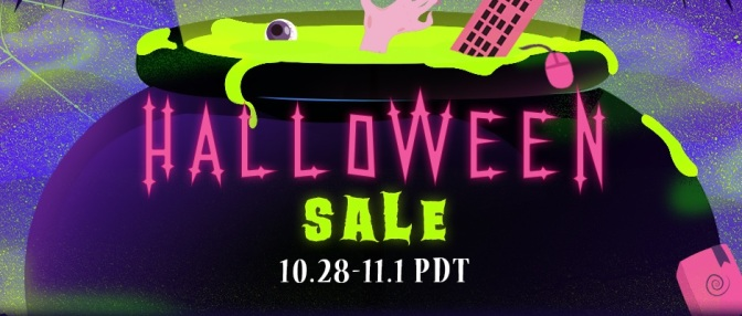 Weekly Deals – Steam boils wallets in a cauldron of horror, blockbuster AAA titles and… anime?