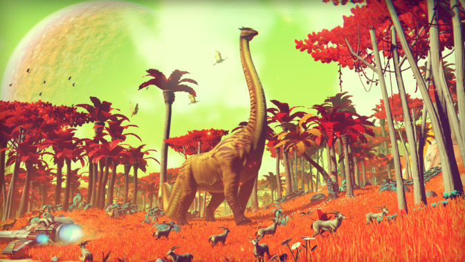 How The Sky Fell: An Ethical Tale of Hello Games