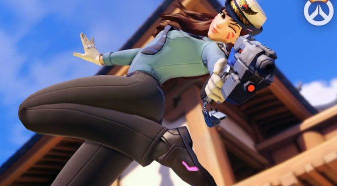 Top 5 police officers in video games, inspired by D.Va