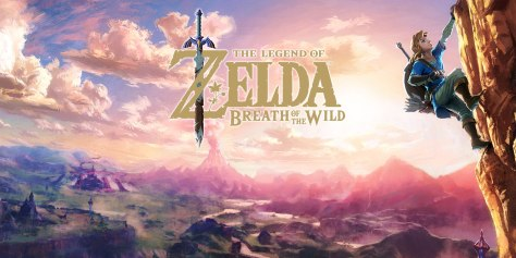 The Legend of Zelda Breath of the Wild DLC Nintendo E3 2017
