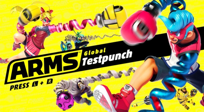 ARMS is copying Splatoon's testfire demo and free DLC approach, and that's a good thing
