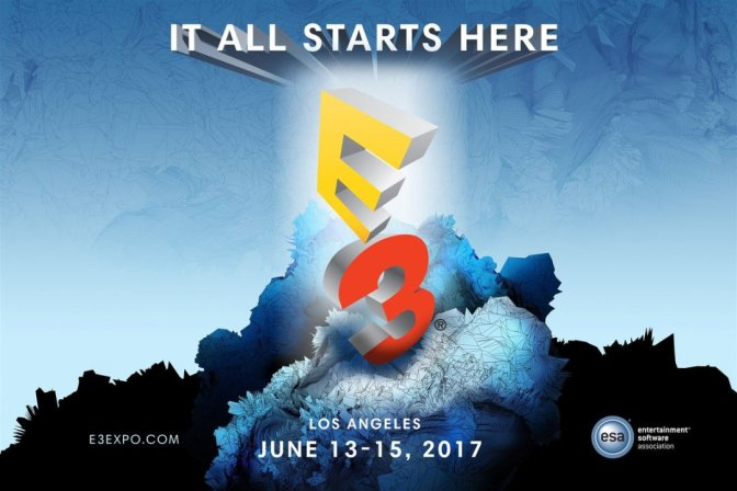 Top 5: Reasons why E3 2017 wasn't at it's best