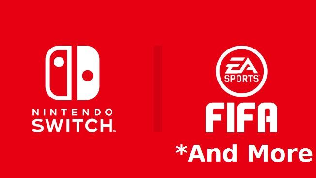 Nintendo Switch, FIFA EA