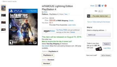 Fake E3 Leaks