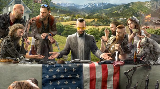 Far Cry 5 Hope County Montana Cult