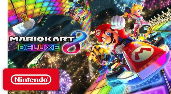 Mario Kart 8 Deluxe Review: Racing to the top
