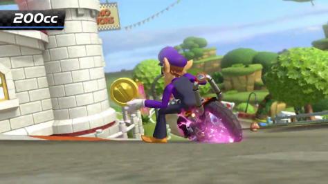 Mario Kart 8 Deluxe Pink Boost