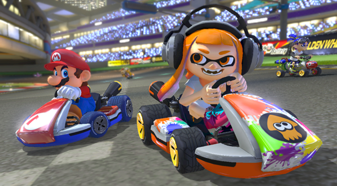Top 5 characters and stages that need to be Mario Kart 8 Deluxe DLC