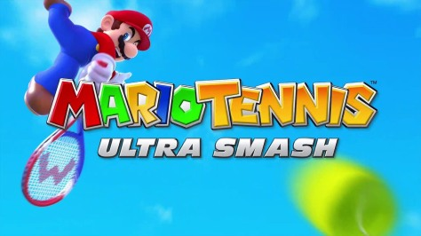Mario Tennis Ultra Smash Rabbids