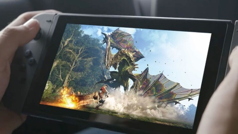 Monster Hunter Switch