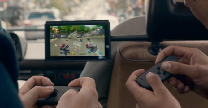 Exactly why Nintendo Switch's portability is a game changer