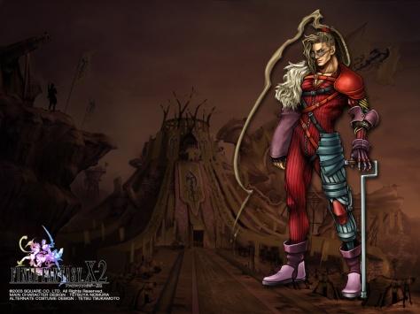 Nooj Final Fantasy X-2