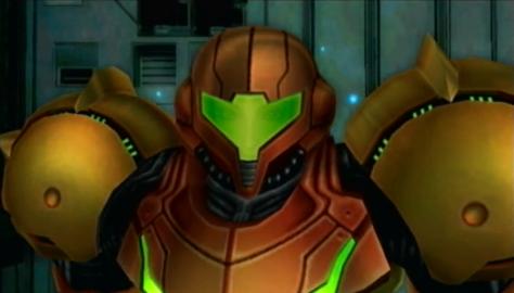 Samus Aran Vario Suit