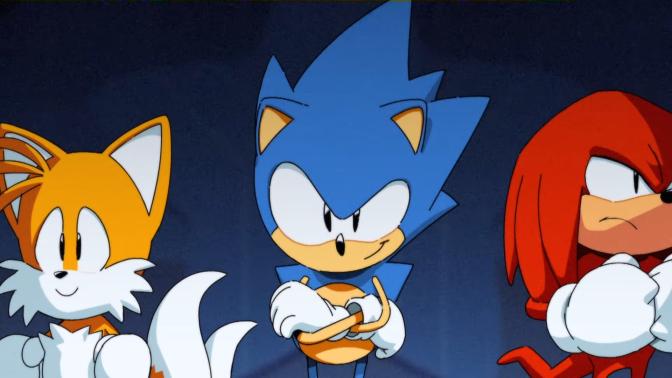Sonic Mania Pre-order Trailer