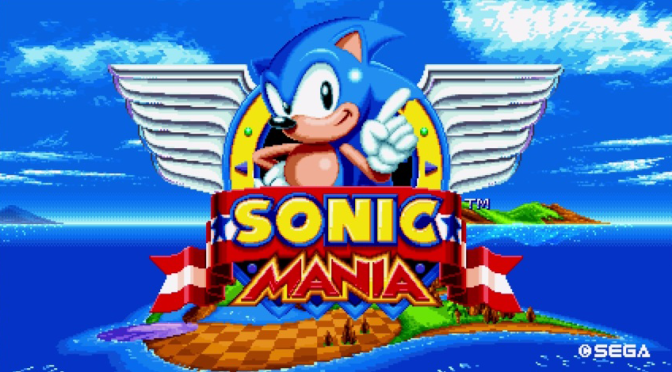 GameStop (possibly) revealed the release date of Sonic Mania