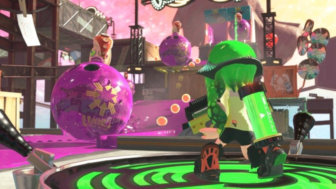 Splatoon 2 Single Player Campaign