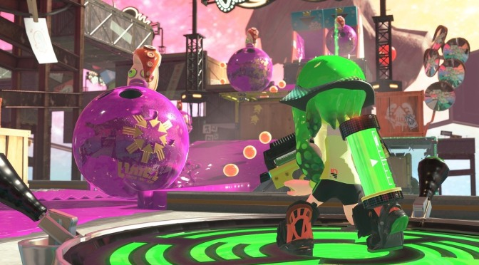 Splatoon 2's trailer reminds us that Splatoon had a great campaign