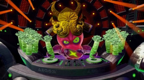 Splatoon DJ Octavio