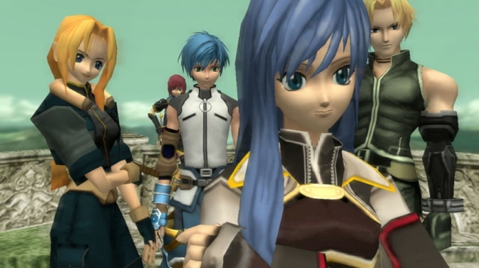 North American Star Ocean: Till the End of Time announcement seems imminent