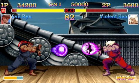 Ultra Street Fighter 2 The Final Challengers Evil Ryu Violent Ken