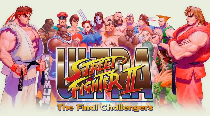 Ultra Street Fighter 2 The Final Challengers