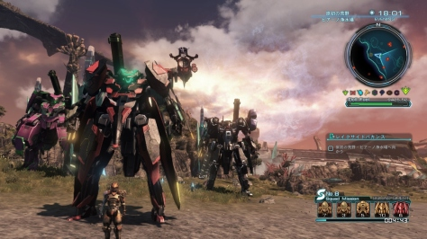 Xenoblade Chronicles X Skell