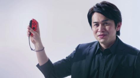 Yoshiaki Koizumi Face of Nintendo