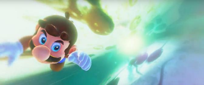 Super Mario Odyssey E3 2017 Nintendo