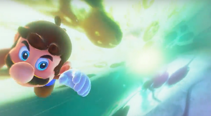 E3 2017: Super Mario Odyssey shown off