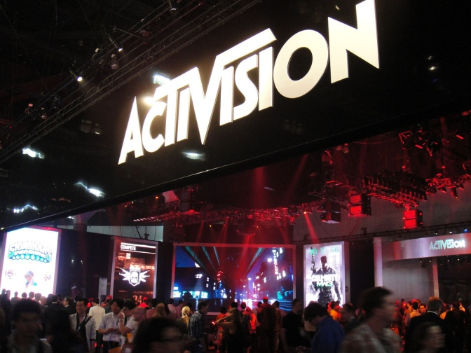 Activision have announced their E3 lineup