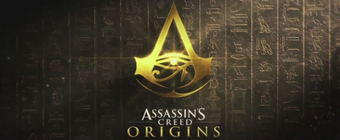Ubisoft UbiE3 E3 2017 Assassin's Creed Origins