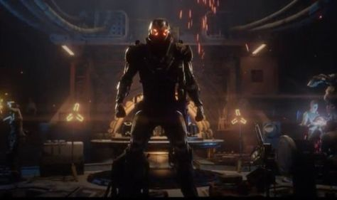 Anthem BioWare EA E3 2017