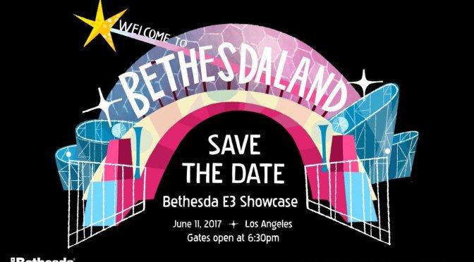 E3 2017 Impressions: Bethesdaland