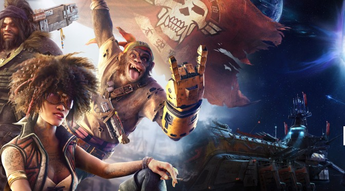 E3 2017: Beyond Good and Evil 2 Announced