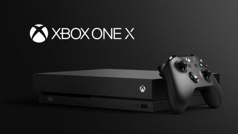 Xbox One X Image