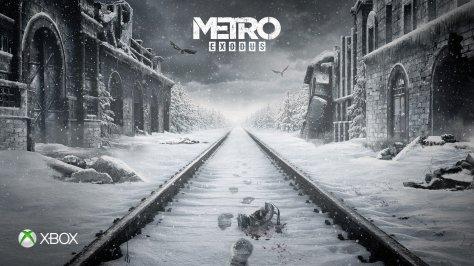 Metro Exodus Xbox Twitter Image