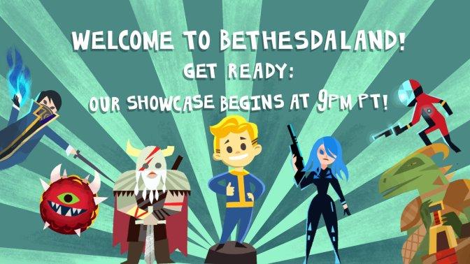 Bethesda E3 Showcase