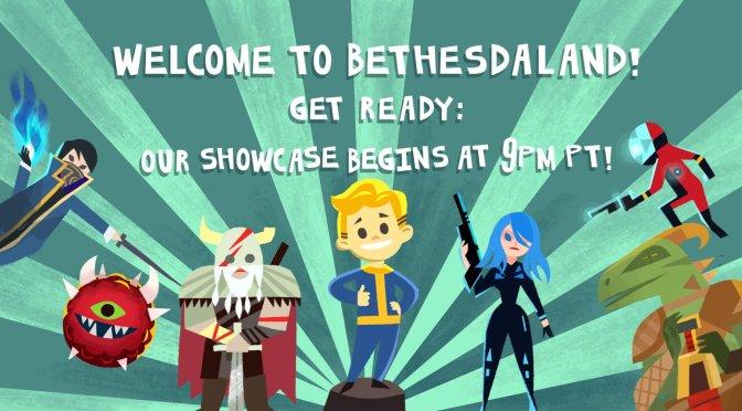 LIVE BLOG: Bethesda Conference E3 2017